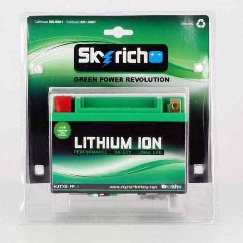 Batterie LITHIUM KLX 650 1993-2001 Skyrich