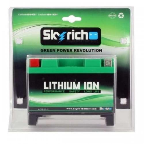 Batterie LITHIUM XT 660 R 2004-2015 Skyrich