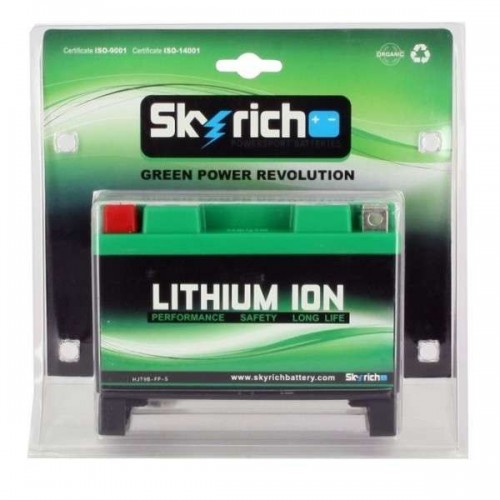 Batterie LITHIUM YZF 750 OW02 R7 1999-2001 Skyrich