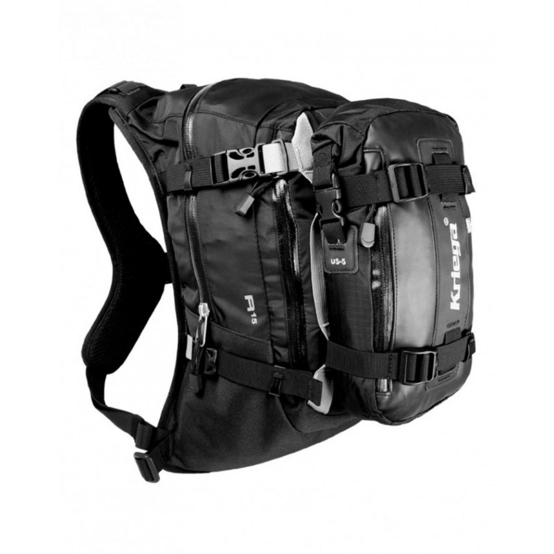 kriega sac dos rucksack r15 krax moto. Black Bedroom Furniture Sets. Home Design Ideas