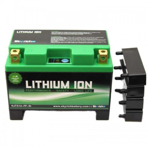 Batterie LITHIUM GSX-R 1000 2001-2004 Skyrich
