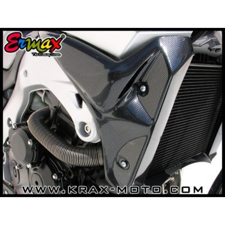 Copes de radiateur ermax gsr 600 suzuki - Grille de radiateur gsr 600 ...