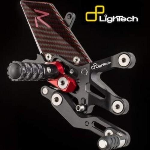 Commandes reculées Lightech R version - CBR 600 RR 2007/13 - Honda