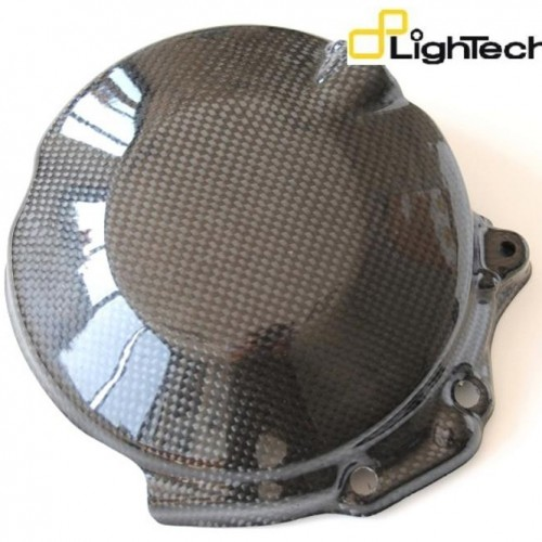 Protection carter embrayage carbone Lightech - ZX10 R 2011/14 - Kawasaki