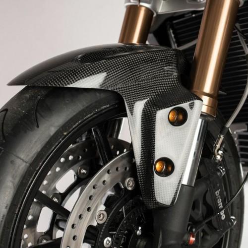 Garde boue avant carbone Lightech - Speed Triple 2011/13 - Triumph
