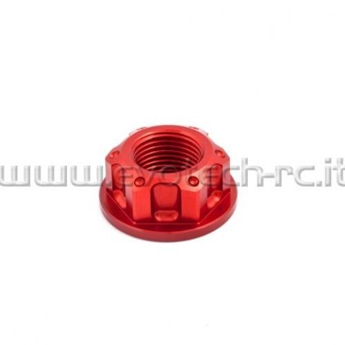 Ecrou d'axe de bras oscillant Evotech - MT07 - Yamaha