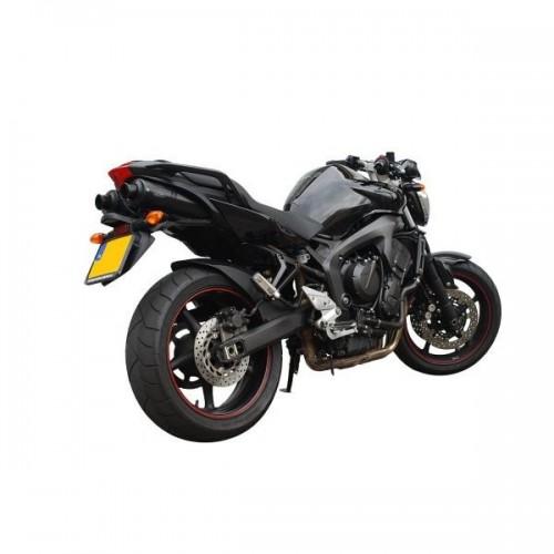 Silencieux G&G Black - FZ6 - Yamaha