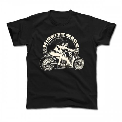 "T-shirt Harisson ""Misfit's"""