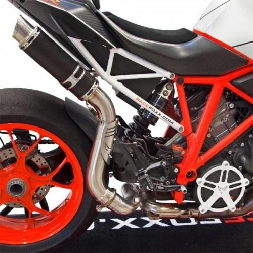 Silencieux Bodis GP1-RS RaceFoxx Edition - Superduke 1290 - KTM