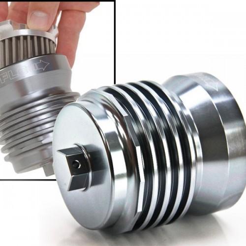 """Filtre à huile Inox réutilisable """"FLO"""" - Duke 600/620/640/690 - KTM"""