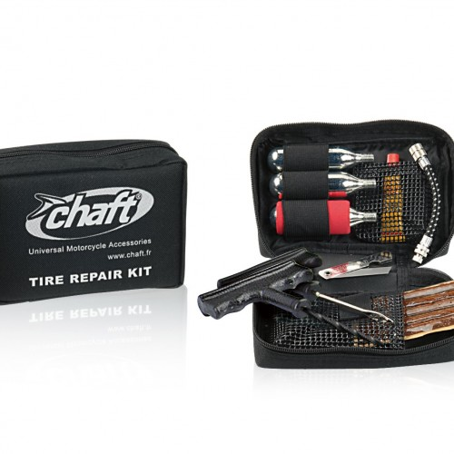 Kit réparation tubeless complet Chaft