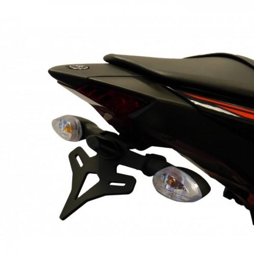 support de plaque evotech performance mt03 2016 yamaha krax moto. Black Bedroom Furniture Sets. Home Design Ideas