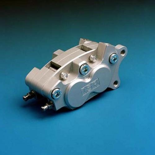Etrier avant 4 pistons ISR entraxe fixation 40,4mm
