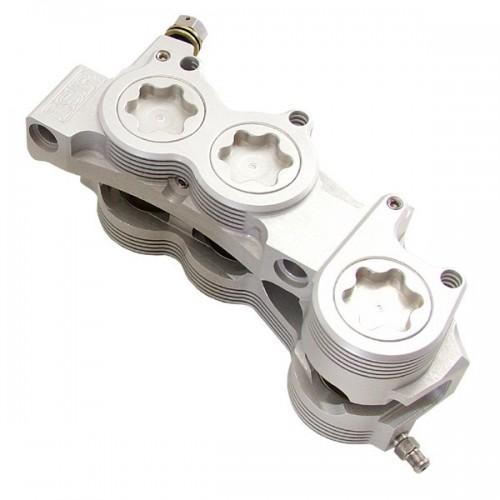 Etrier avant radial 6 pistons ISR entraxe fixation 108mm