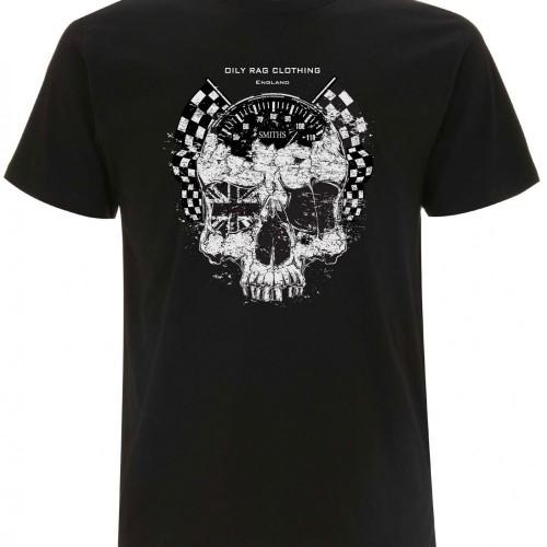 """T-shirt Oily Rag """"Skull"""""""