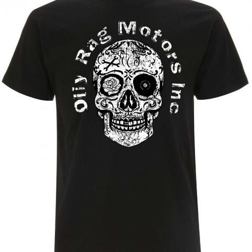 "T-shirt Oily Rag ""Motors inc"""