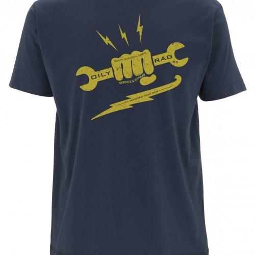 """T-shirt Oily Rag """"Spanner"""""""