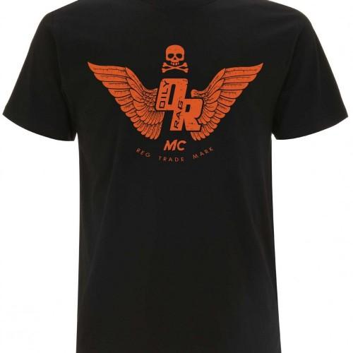 "T-shirt Oily Rag ""Motorcycle Club"""