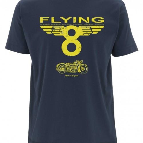 """T-shirt Oily Rag """"Flying 8"""""""