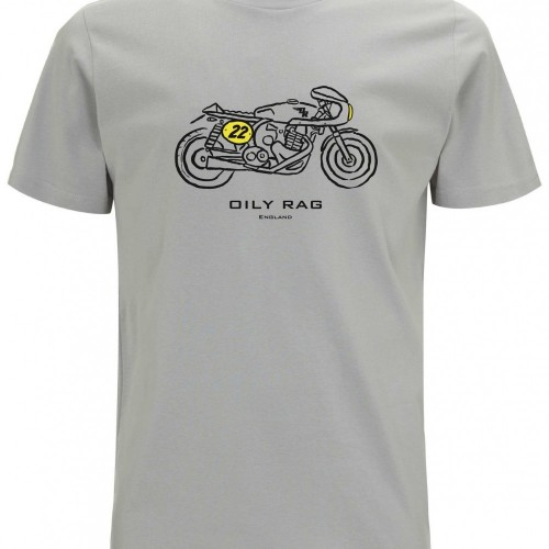 "T-shirt Oily Rag ""Bike"""