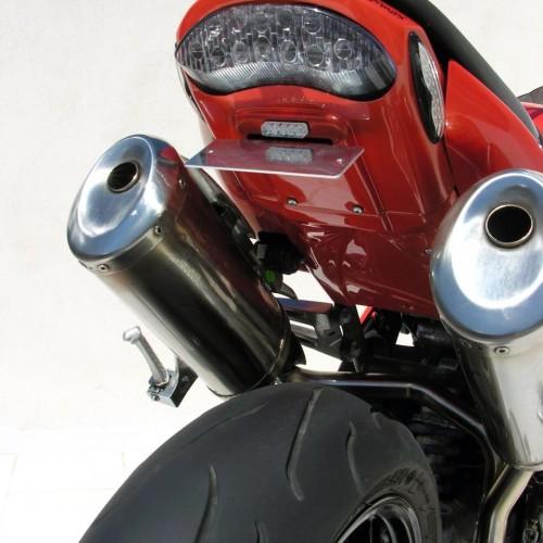 Passage de roue Ermax 2008+ - SpeedTriple 1050 - Triumph