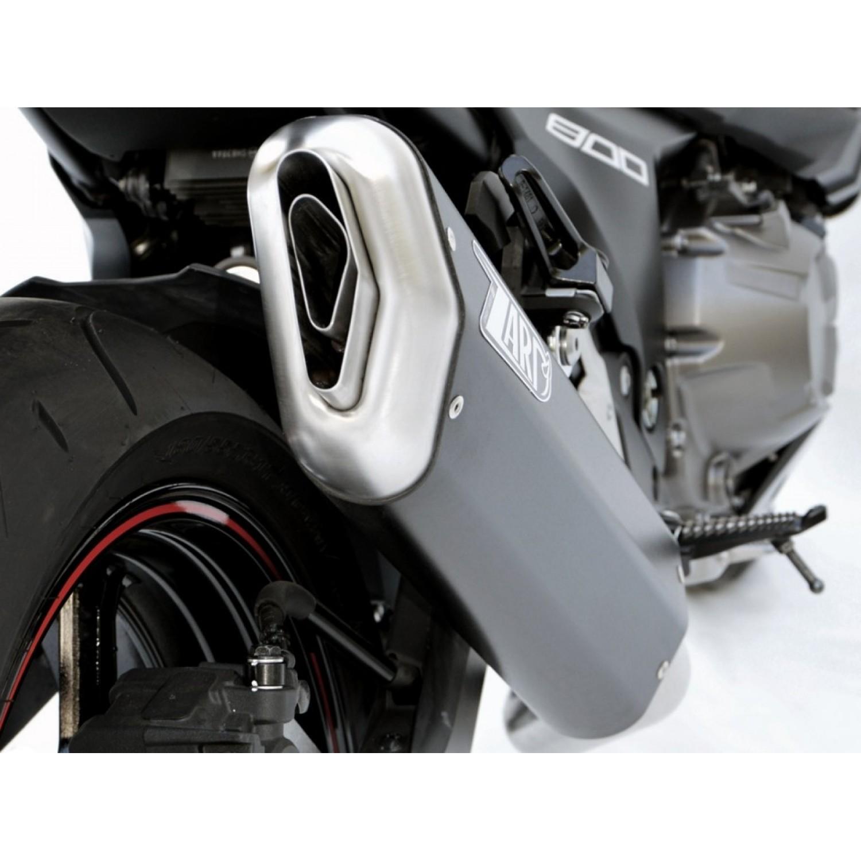 silencieux zard penta racing z800e kawasaki krax moto. Black Bedroom Furniture Sets. Home Design Ideas
