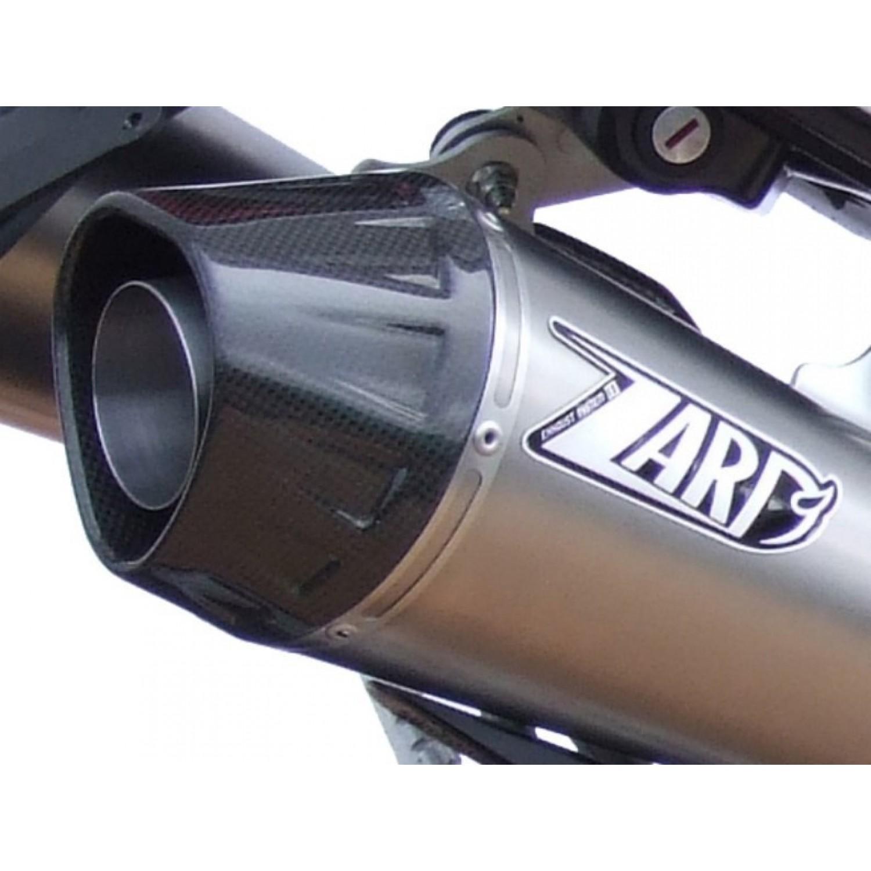 silencieux zard homologu 2007 2010 sport 1200 moto guzzi krax moto. Black Bedroom Furniture Sets. Home Design Ideas