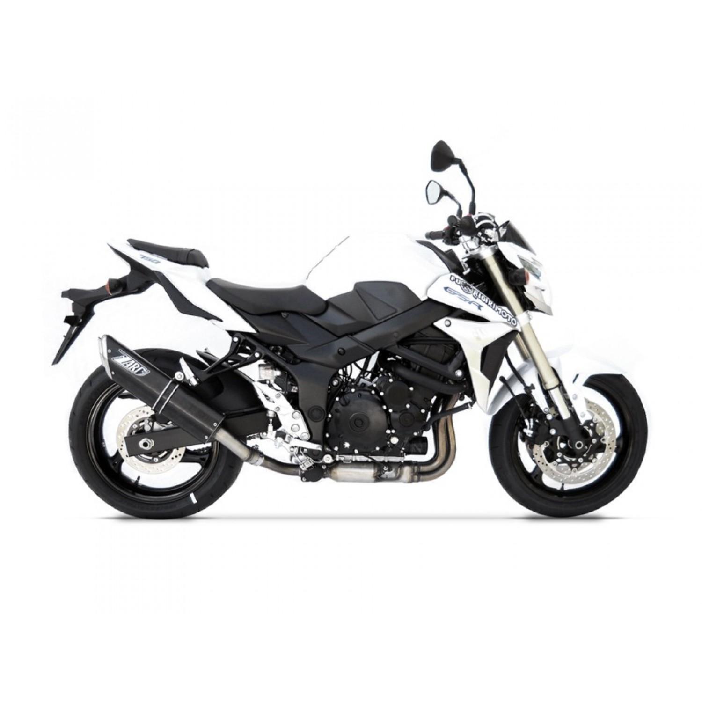 silencieux zard penta racing gsr 750 suzuki krax moto. Black Bedroom Furniture Sets. Home Design Ideas