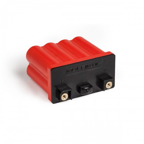 Batterie Lithium-Ion Ballistic Evo2 8 cellules