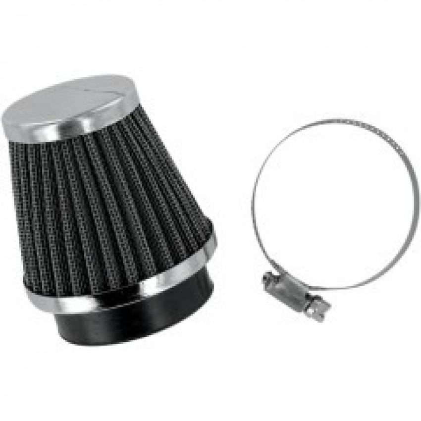 Filtre à air cornet D.int 52mm/ D.ext 76mm / L.70mm