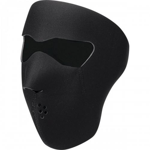 Full face mask noir ZAN
