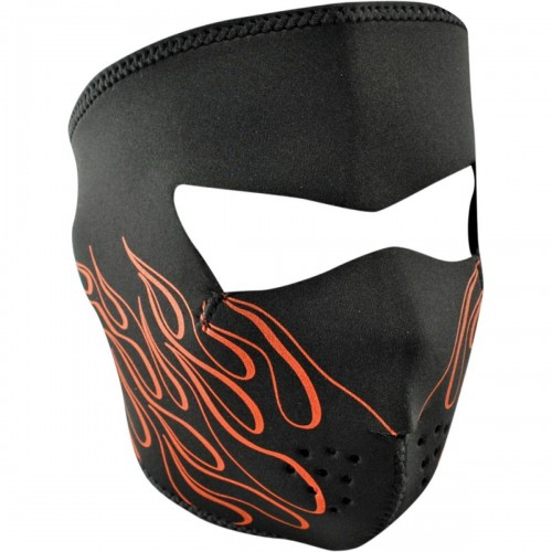 Full face mask Flames ZAN