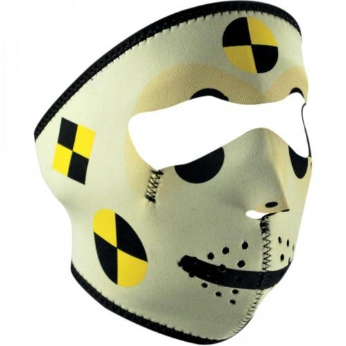 Full face mask Crash Test Dummy ZAN