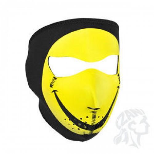 Full face mask Smiley Face ZAN