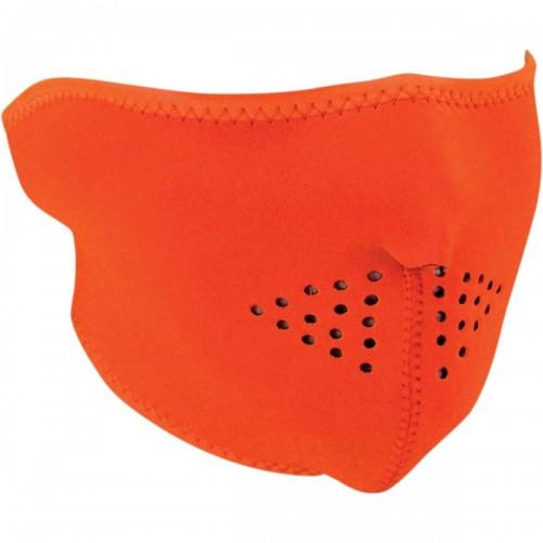 Face mask Orange fluo ZAN