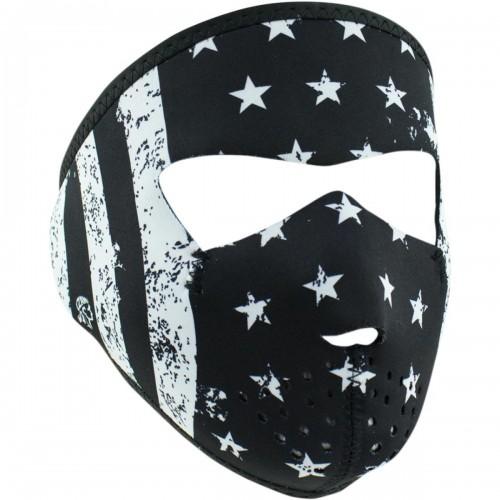 Full face mask Flag ZAN