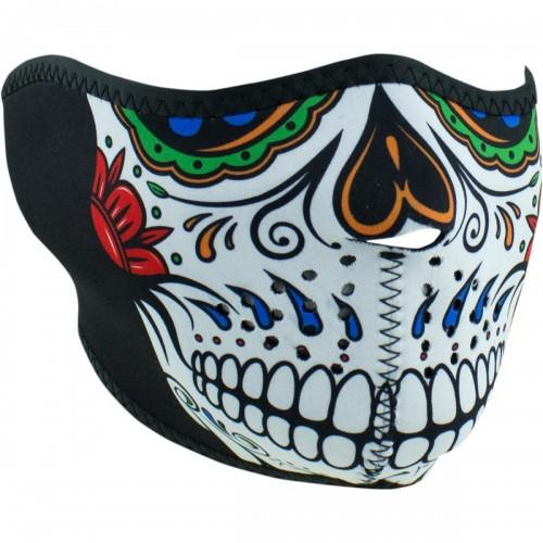 Face mask Muerte Skull ZAN