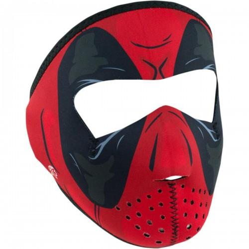 Full face mask Red Dawn ZAN