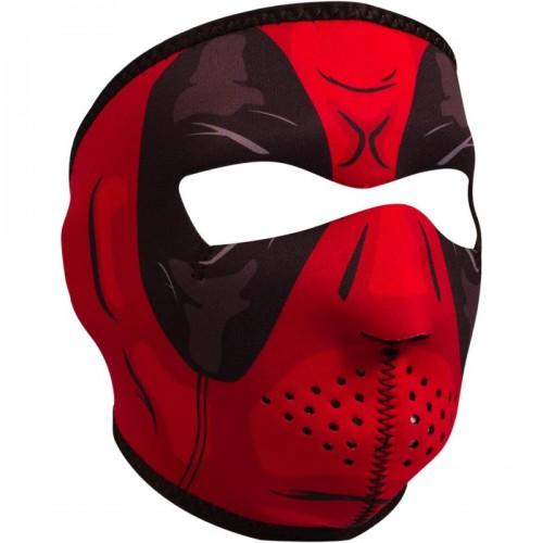 Full face mask Red Dawn long ZAN