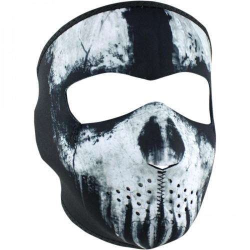 Full face mask Skull Ghost ZAN