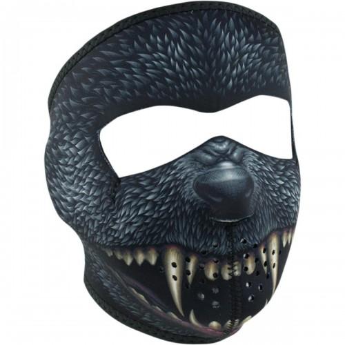 Full face mask Silver Bullet ZAN