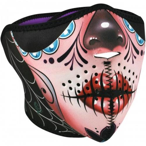 Face mask Sugar Skull ZAN
