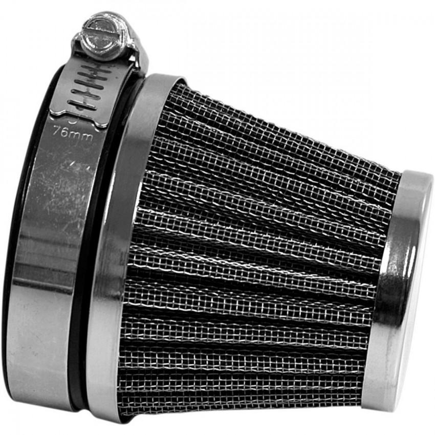 Filtre à air cornet EMGO D.60/76mm L.76mm