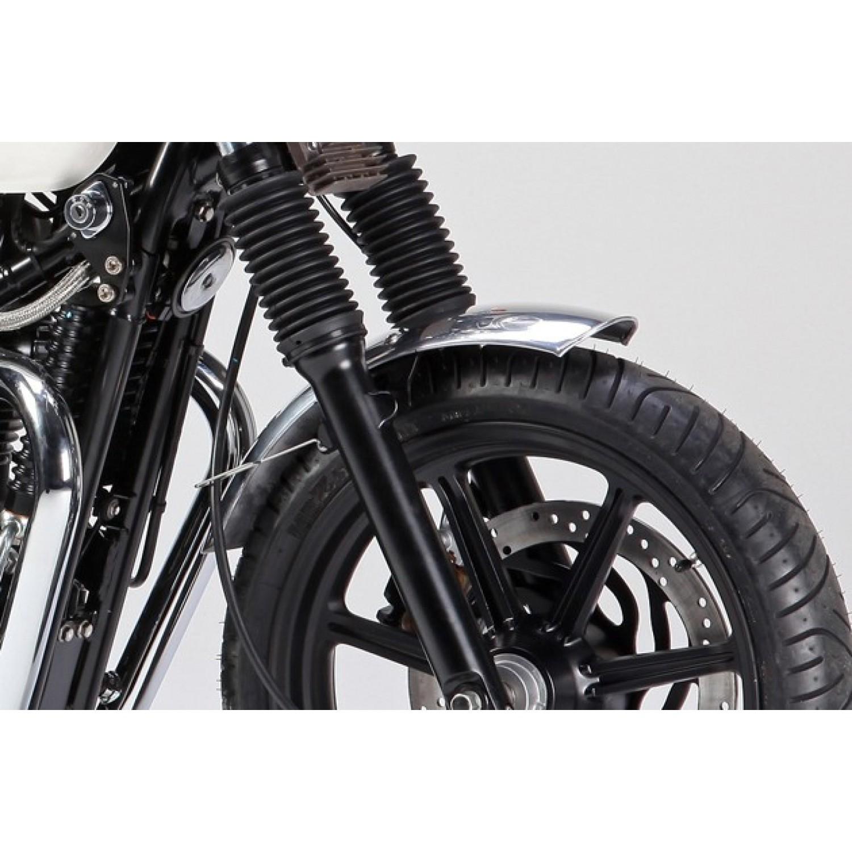 garde boue avant alu lsl universel adapter krax moto. Black Bedroom Furniture Sets. Home Design Ideas