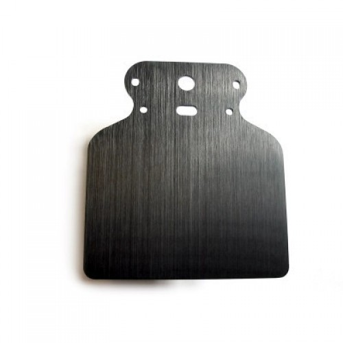 Support plaque pour Motogadget Motoscope Mini