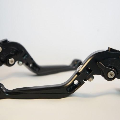 Leviers alu repliables multi-réglables - Ducati 1 - Destockage