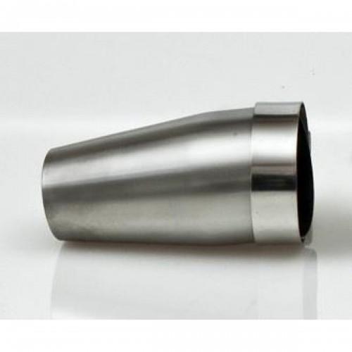 Réducteur inox universel 60/40mm long.110mm Spark