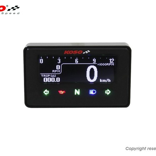Compteur Koso D1-Oled