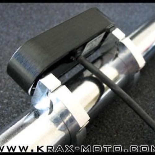 """Support de guidon """"Clip-Kit"""" pour Motogadget Motoscope Mini"""