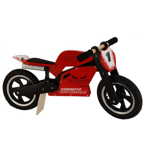 Draisienne Kiddimoto Hero Carl Fogarty